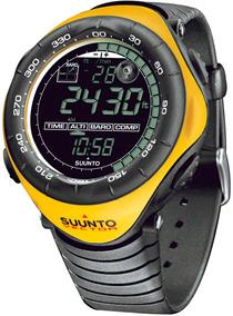 Relogio Suunto Vector Amarelo (yellow) - Novo
