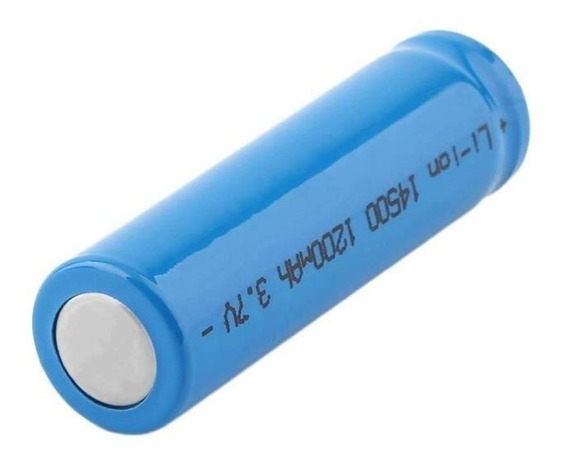 Bateria 3.7v Recarregável Para Monóculos Ou Outros Equipamen