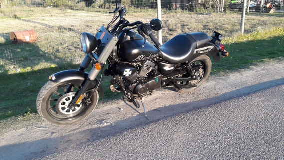 Moto Keeway Blackster 250 Financio - Permuto