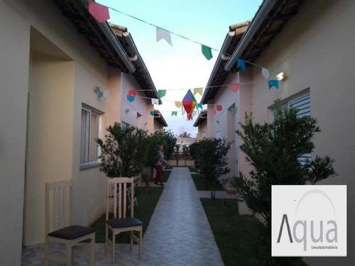Casa Para Venda Em Itanhaém, Jardim Grandesp, 2 Dormitórios, 1 Banheiro, 1 Vaga - It788it_2-1116287
