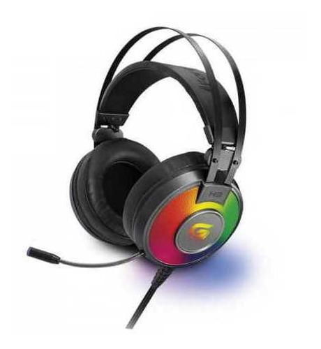 Imagem 1 de 4 de Headset Gamer Rgb G Pro H3 Cinza Fortrek