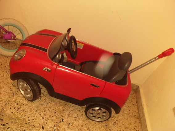 Carro Para Bebe Máximo De 2 Años Mini Cooper