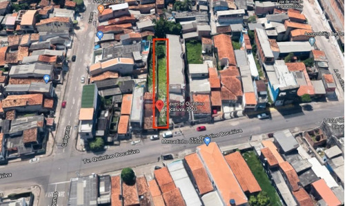 Imagem 1 de 6 de Terreno, 265 M² - Cremação - Belém/pa - Te0038