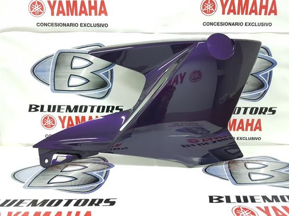 Toma De Aire Yamaha Fazer 250 Derecho Azul Envios Gratis