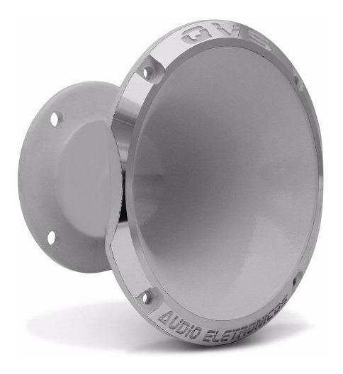 Lente Profissional Aluminio Qvs Audio 1450 Selenium Branca