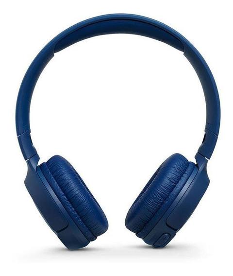 Audífonos Jbl T500 Bluetooth Azul
