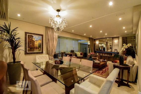 Apartamento No 25º Andar Com 3 Dormitórios E 4 Garagens - Id: 892949692 - 249692
