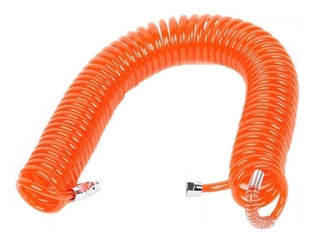 Manguera Espiral 3/8 Para Compresor 15 Metros Bremen® 3917