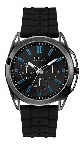 Relógio Guess Masculino Men Dress Preto 92734gpgssu1z C/ Nfe
