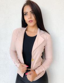 8a0c117a34 Paraguai Linda Jaqueta Frete Gratis - Blazer para Feminino Rosa ...