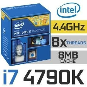 Kit I7 4790k 16gb Msi Gamming 9 Ack Ssd 250 Evo 850