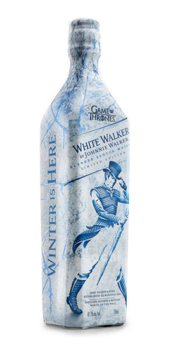 Whisky Johnnie Walker White Game Of Thrones 750ml