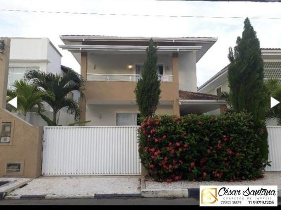 Casa Alto Padrão Condomínio Univillas - Ca00395 - 33272600