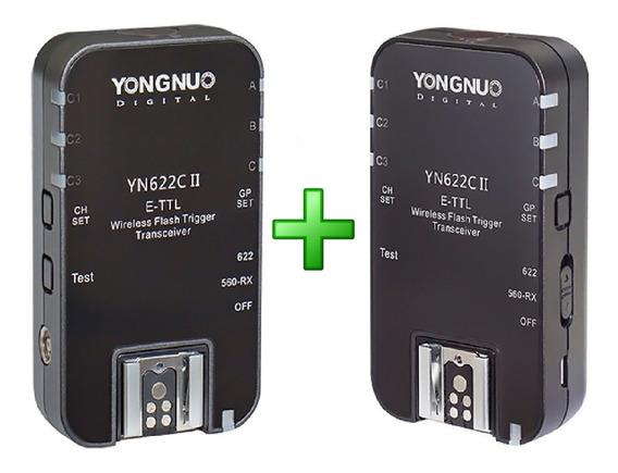 Yongnuo Radio Flash Yn Rf 622 Ii Ttl Canon Par T6i 80d Yn