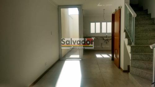Sobrado Novo Na Vila Marari  -  São  Paulo - 8170