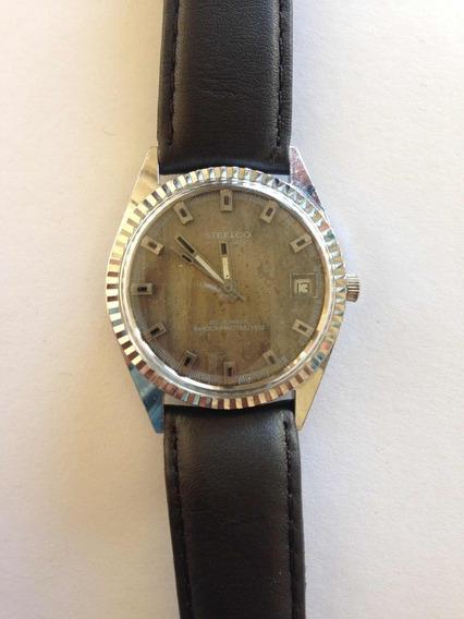 Reloj Steelco Automático Años 70