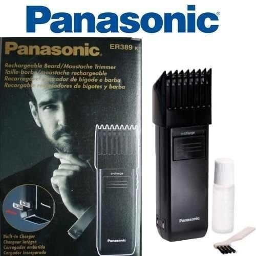 Maquina Aparadora Panasonic, Barba, Cabelo Er389 K Original.