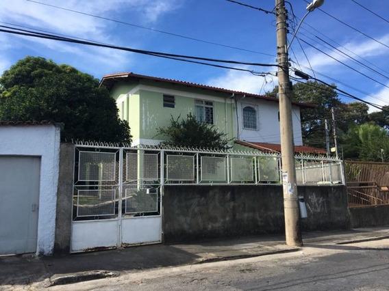 Excelente Casa No Alípio De Melo, 03 Quartos 08 Vagas!! - Pc21182