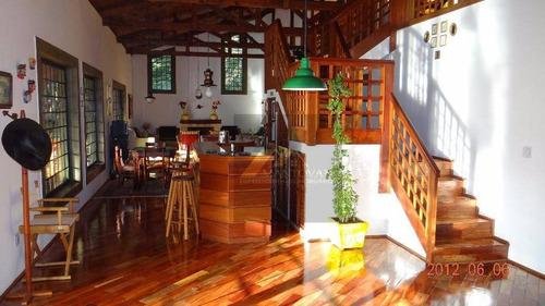 Linda Chácara Condominio Quinta Do Lago À Venda Ou Permuta / Ilha Verde, Avaré. - Ch0001