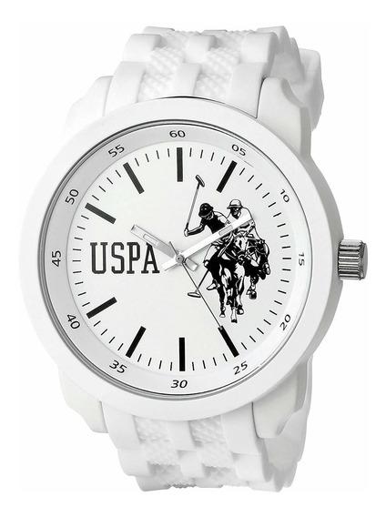 Relógio U.s. Polo Assn. Masculino Homem Analógico Quartzo Es