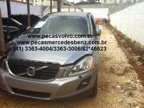 Volvo Xc60 3.0 Motor/cambio/suspensao/lanterna Pecas