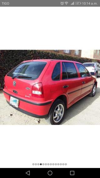 Volkswagen Gol 1800 - 2001
