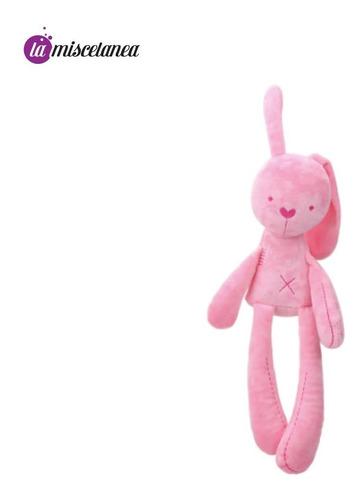 Conejita Rosada De Peluche - Para Bebés