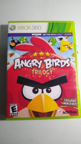 Angry Birds Trilogy Xbox 360 Lenny Star Games