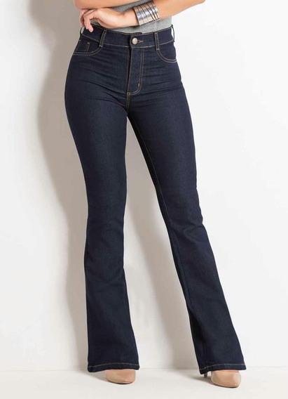 Calças Jeans Feminina Cós Alto Levanta Bumbum Super Promoção