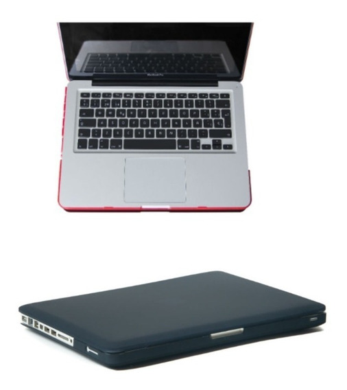 Funda Case + Teclado Macbook Air 13,3 A1466 Combo 2 En 1