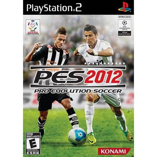 Pes 2012 - Pro Evolution Soccer 2012 - Ps3 - Original