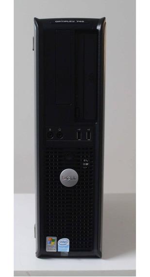 Computador Dell Optiplex 745 Pentium Dual Core 2gb Hd-160gb