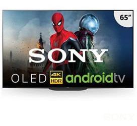 Smart Tv 4k Sony Oled 65 Com 4k X-reality Pro - Xbr-65a9g
