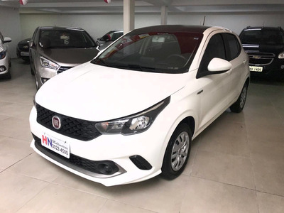 Fiat Argo 1.3 Drive 2018 Novo, Fin.100%