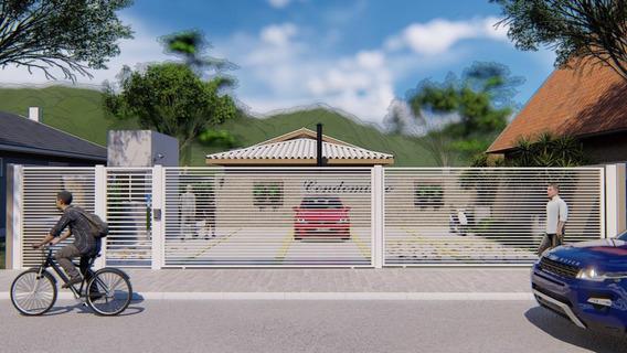 Casa Em Condomínio Fechado, Itanhaém Com Piscina Individual