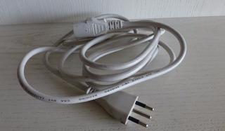 Cable De Poder Enchufe Marca Baohing 2,5mt 10amp S/tornillos