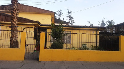 Casa 4 Dormitorios, 2 Pisos Comuna De Conchalí
