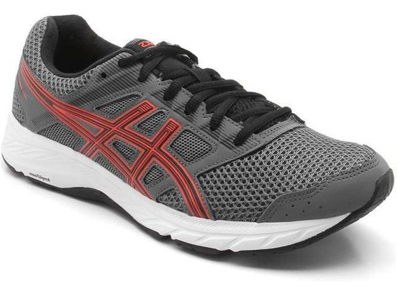 Tênis Asics Gel-contend 5 A Steel Grey/black