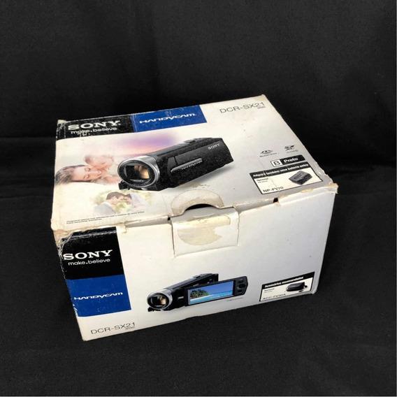 Sony Handycam Dcr-sx21