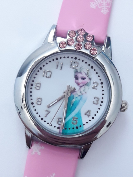 Relógio Disney Menina * 4 Cores