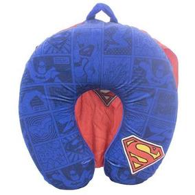 Pescoceira Super Homem Com Capa (espuma) - Liga Da Justiça