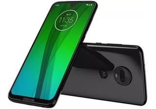 Moto G7 Motorola Tela 6,24 4g Ram 64gb 16 Mp 5 Mp Xt19662-4