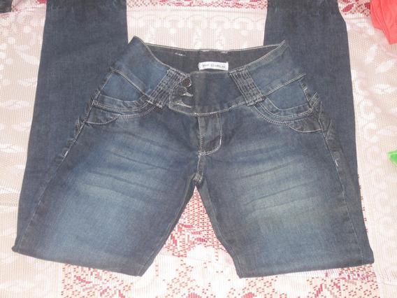 Calça Jeans Hp Girls Tam 42, Veste O 40 Liquidação!1