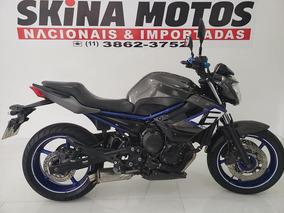 Yamaha Xj6 N Km 21.480 - Cinza - Aceitamos Troca - 2013