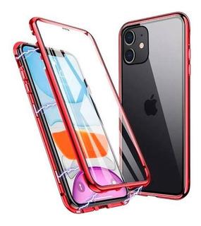 Capa Capinha Celular iPhone 7 Magnética 360° Promoção Barato