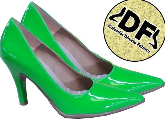 Zapatos Stilletos Mujer Directos De Fabrica Por Menor
