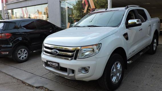 Ford Ranger Dc 4x4 Ltd Mt 3.2 D 2014