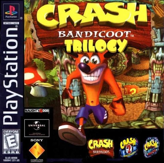 Patch Crash Bandicout 3 Em 1 Ps1/ps2 ( Pague 1 E Leve 5 )