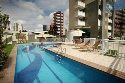 Apartamento Residencial À Venda, Cocó, Fortaleza. - Codigo: Ap0327 - Ap0327