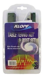 Kit Rede E Suporte Tênis Mesa Ping-pong Klopf 5034